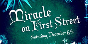 Miracle on First Street